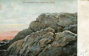 MA - Cape Ann. Old Mother Ann