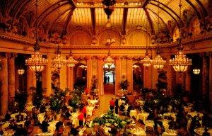California San Francisco Sheraton-Palace Hotel The Garden Court Restaurant