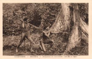 CPA VIETNAM Cochinchine - BIENHOA - Délégation (86198)