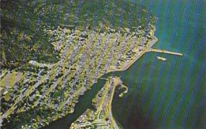 Aerial view , Cap-Haitien , Haiti , 50-60s