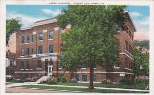 Minnesota Albert Lea Naeve Hospital 1948