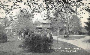 LPM03 Benton Harbor House of David   Michigan Postcard