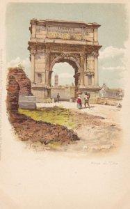 Arco di Tito , Italy , 1900-10s