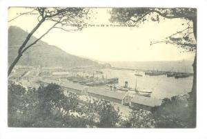 Oran , Algeria , Le Port vu de la Promenade Letang, 00-10s