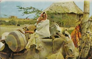 Venezuela typical ethnic Guajira native woman Estado Zulia