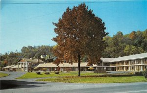 Grafton West Virginia 1960s Postcard Crislip Motor Lodge Motel