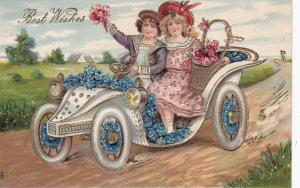 Kids in an automobile , BEST WISHES , 00-10s