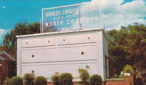 World's Largest Bureau, HIGH POINT, North Carolina, 40-60's