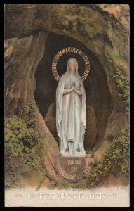 La Vierge de la Grotte