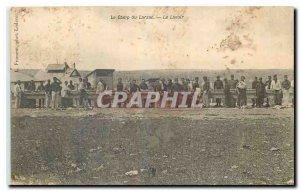 Old Postcard Camp du Larzac The Laundromat