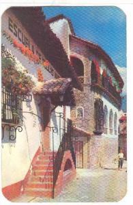School of fine arts at Taxco,  Mexico, 40-60s