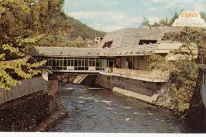 GATLINBURG , Tennessee , 1950-60s ; Ogle's Buffet Restaurant