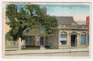 Salem, Mas, Witch House