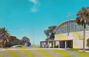 Florida St Augustine Prince Of Peace Catholic Church
