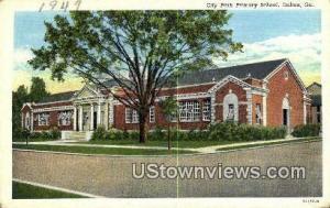 City Park Primary School Dalton GA Unused