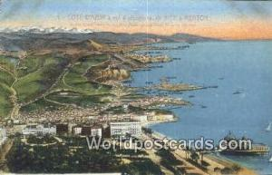 Menton, France, Carte, Postcard Nice  Nice