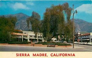 CA, Sierra Madra, California, Kersting Square, Columbia No. H-2453