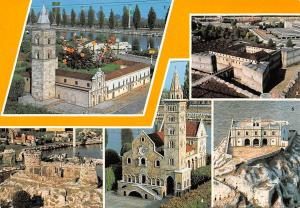 Italia in Miniatura Melfi L'Aquila Cosenza Trani Tropea
