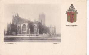 MANCHESTER, Lancashire, England, 1900-1910's; Church