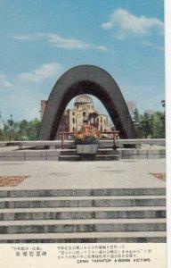 HIROSHIMA , Japan , 1940-50s ; Ceno Taphfop a-Bomb Victims