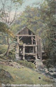 SOUTH ROYALTON , Vermont , 1900-10s ; Old Shephard Mill