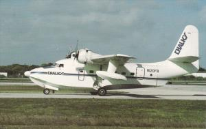 Airplane, Grumman G-111 Albatross, Chalk's International  Airline, Florida, 1...