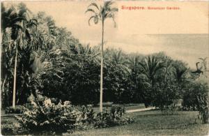 SINGAPORE PC Botanicer Garden (a1486)