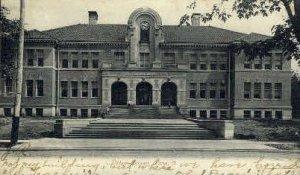 High School - Lima, Ohio