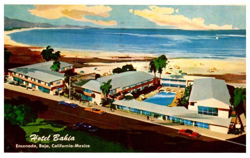 Mexico  Ensenda  Hotel Bahia