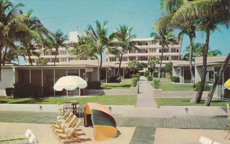 Golden Strand Hotel and Villas, Oceanfront at 179th Street, MIAMI BEACH, Flor...