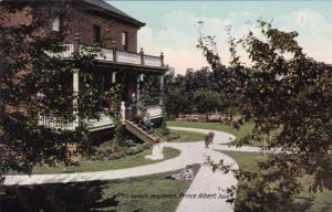 PRINCE ALBERT , Saskatchewan , Canada , 00-10s; T.E. Baker's Residence