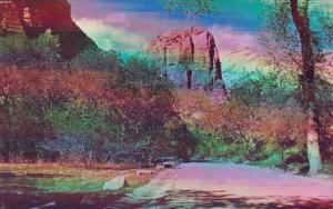 Utah Zion National Park Angel's Landing