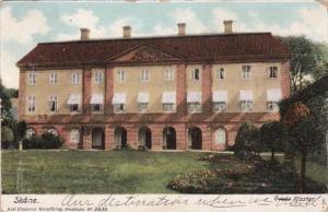 Sweden Skane Ovads Kloster 1906