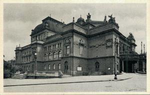 Czech Republic Plzen Mestske divadlo 02.89