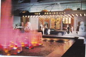Peninsular Hotel , HONG KONG , 50-70s
