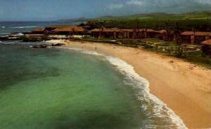 Sheraton-Kauai Resort Hotel Kauai HI Writing On Back