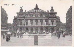 France Paris L'Opera