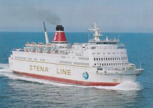 M/S Stena Nordica , Stena Line, Goteborg-Frederikshavn route , 60-90s