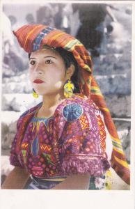 CHICHICASTENANGO , GUATEMALA, 50-60s; Indian Woman