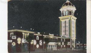 DENVER, Colorado, 1900-10s ; White City at night , Entrance