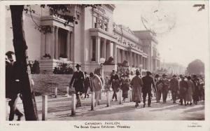 RP; Canadian Pavilion, The British Empire Exhibition, Wembley, Middlesex, Eng...