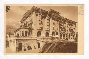 Hotel Savoy, Cortina, Belluno, Italy, 1929