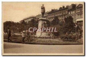 Old Postcard Helsinki Runebergin Esplanaadi