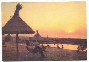 Club Nautico Betlem, Sunset, Mallorca, Spain, 1950-1970s (3)