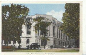 Canada Postcard - Post Office - Moncton - New Brunswick - Ref 4674A