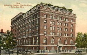 OH - Columbus, New Athletic Club Building (Built in 1912)
