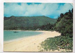 ANSE ROYALE BEACH, MAHE, SEYCHELLES, used Postcard