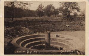 DELAWARE, PU-1910; Udovine Spring