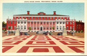 Rhode Island Providence State House Annex