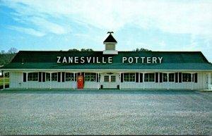 Ohio Zanesville The Zanesville Pottery